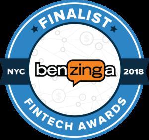 ETNA is a finalist at the Benzinga FinTech Awards 2018